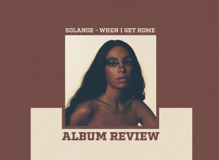 Solange – When I get home