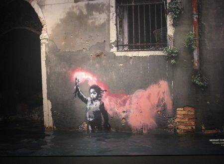 Banksy a Ferrara : palazzo Diamanti