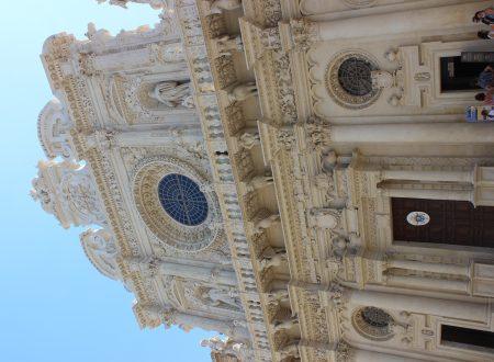 Città da vedere : Lecce
