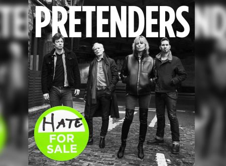 The Pretenders – hate for sale